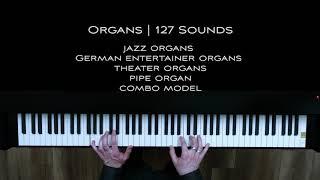 V3 Grand Piano XXL - Organ Sound 63 - 808700000fast
