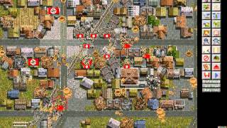 winSPWW2 Steel Panthers WW2 Generated Campaign Battle 1