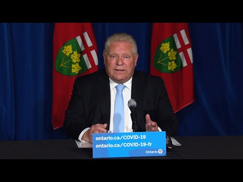 Doug Ford extends Ontario's stay-at-home order until 'at-least' the start of June