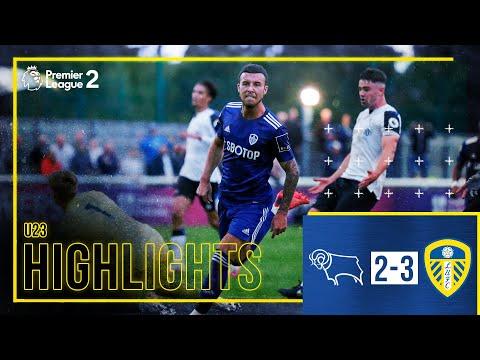 Summary: Derby County U23 2-3 Leeds United U23 |  Five goal thriller!  |  Premier League 2
