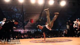 Chelles Battle Pro 2011 OFFICIAL RECAP   YAK FILMS   Bboy Breakdancing Competition France