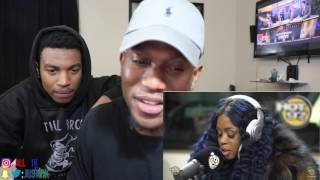 Remy Ma & Papoose Freestyle on Flex | Freestyle #027- REACTION