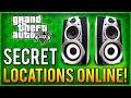 GTA 5 Online - Secret DJ Booth Room & Get Inside All Secret Locations Glitch! (Fun Glitches)