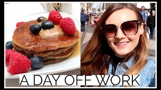HAVING A DAY OFF KIND OF! | Niomi Smart