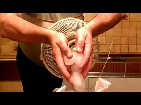 Rafraichir Une Piece Avec Un Ventilateur ventilateur et glacon faire un climatisseur d'air - youtube