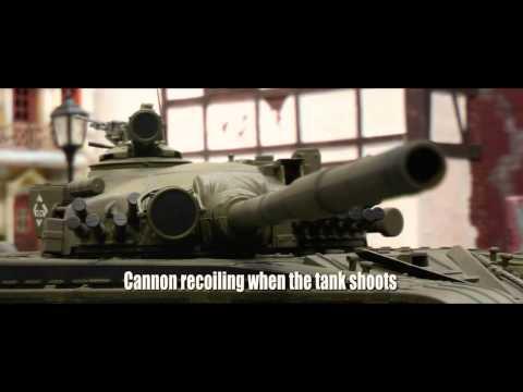 VSP VsTank Pro T-72 M1