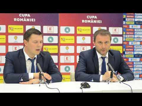 Devis Mangia, după Craiova - Botoșani 5-1 (video: Alex Vîrtosu)