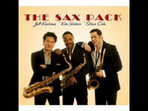 The Sax Pack - You Are My Starship