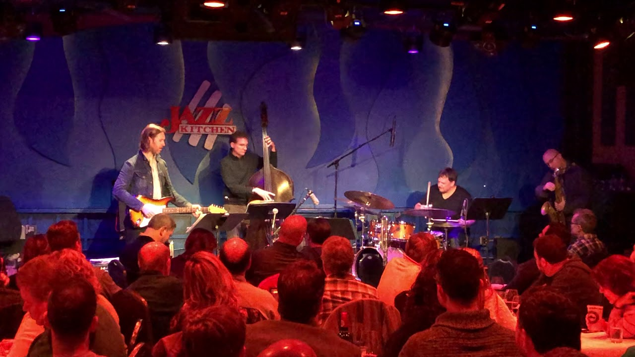 Jeff Coffin, Keith Carlock, Nir Felder, Viktor Krauss Jazz Kitchen 1/2019 - Set 2