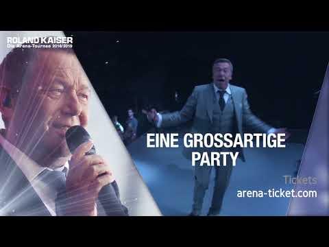 Roland Kaiser - Arena Leipzig - 30. November 2018