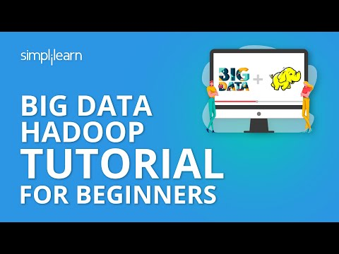 Big Data Hadoop Tutorial For Beginners | What Is Hadoop? | W