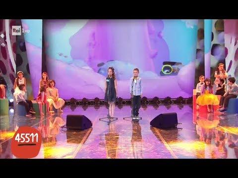 La ballata dei calzini spaiati - 60° Zecchino d'Oro - Marianna Cecchin, Matteo Pirrello