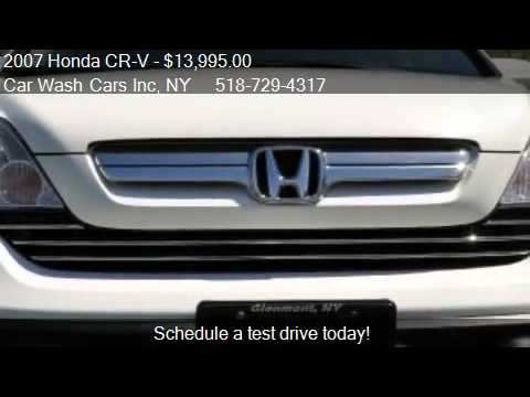 2007 Honda CR-V EX-L 4WD AT - for sale in Glenmont, NY 12077