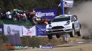 Vid�o Leg 2 - 2015 WRC Rally Mexico par Best-of-RallyLive (1135 vues)