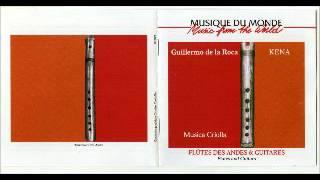 Guillermo De La Roca -  Baile Cuzqueno