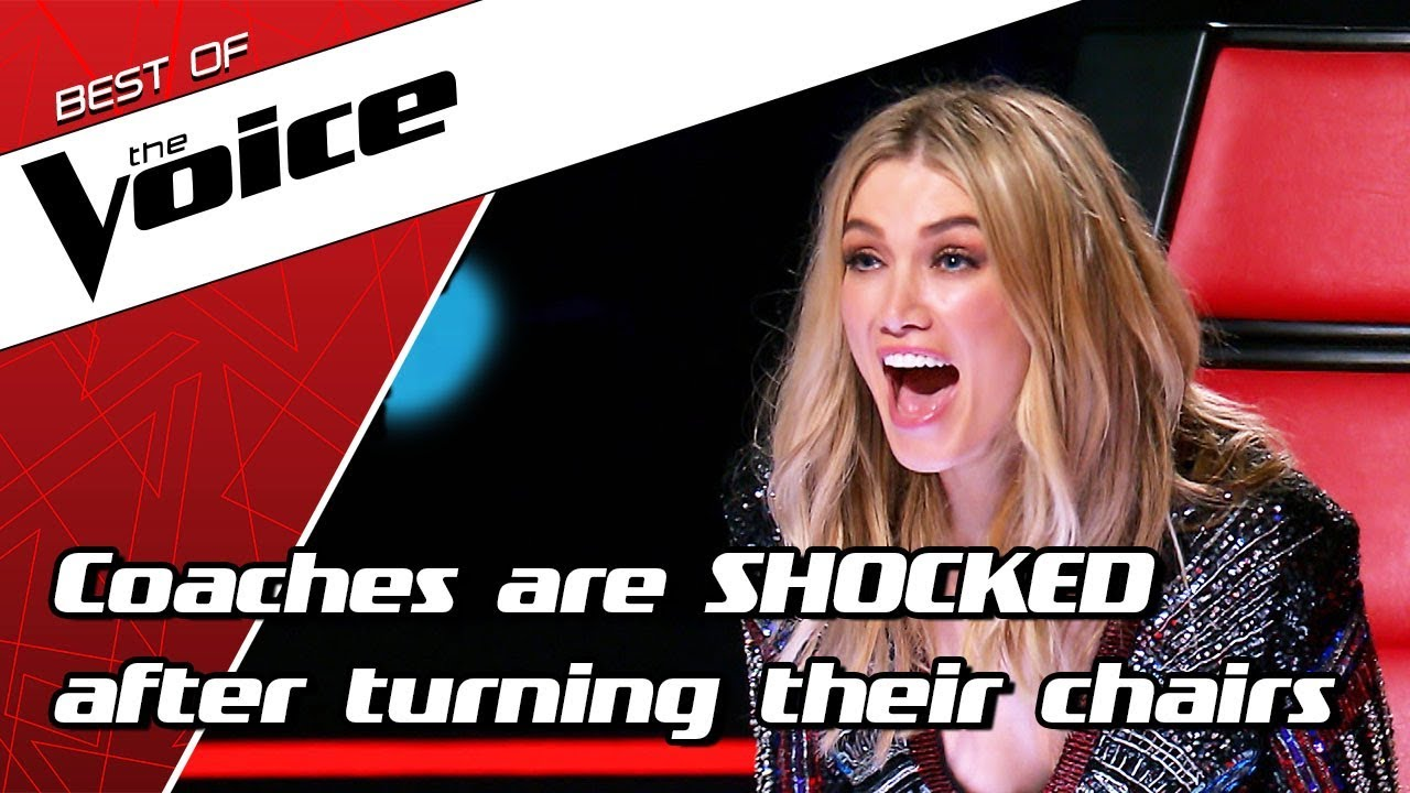 TOP 10 | THE HARDEST GENDER identifications in The Voice