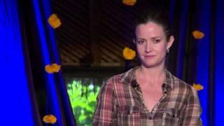 Houses made of grass | Elora Hardy | TEDxUbud
