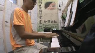 【簡易爵士】Blues進行bags-groove小楊鋼琴G-KEY