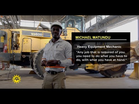 Heavy Equipment Mechanic Profile - Live Your Passion S2 Ep 10