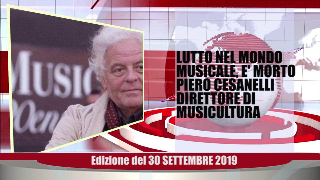 Velluto Senigallia Tg Web del 30 09 2019