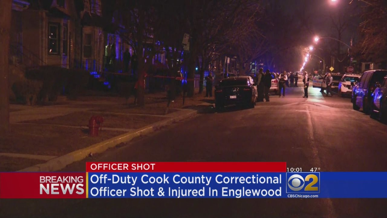 Off-Duty Correctional Officer Shot - YouTube