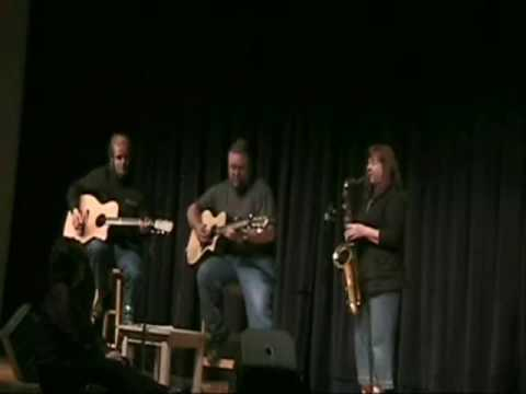 """EG Kight sings """"Stormy Monday"""" with Norbert Fuhrmann, Archie Whitehead & Pat Pepin"""