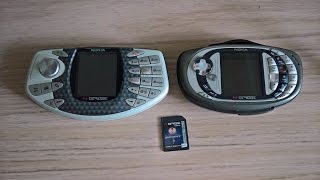Nokia N-Gage + N-Gage QD review