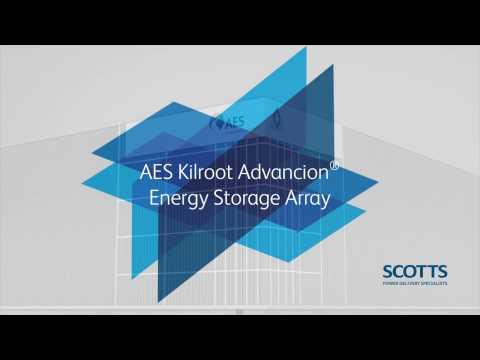 Scotts – Energy Storage work at Kilroot Power Station