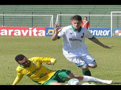 Ypiranga-RS 0 x 0 Juventude, Melhores Momentos - Série C 24/07/2016