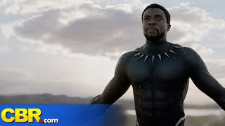 Black Panther Fan Launches Petition to Recast T'Challa in the MCU