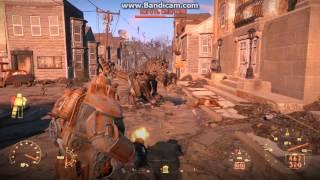 Фаллаут 4 на слабом ноутбуке Fallout 4 on Radeon HD8730m
