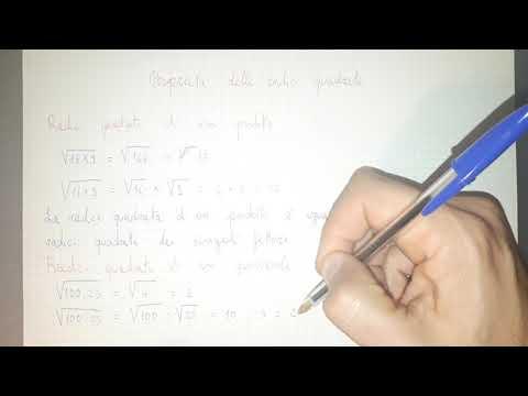 03 tavole numeriche, radice, quadrato e cubo, esercizi from YouTube · Duration:  13 minutes 19 seconds