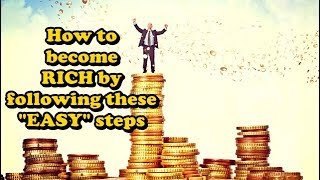 How to become rich | Rich Dad Poor Dad | Hindi | The Case Study Channel