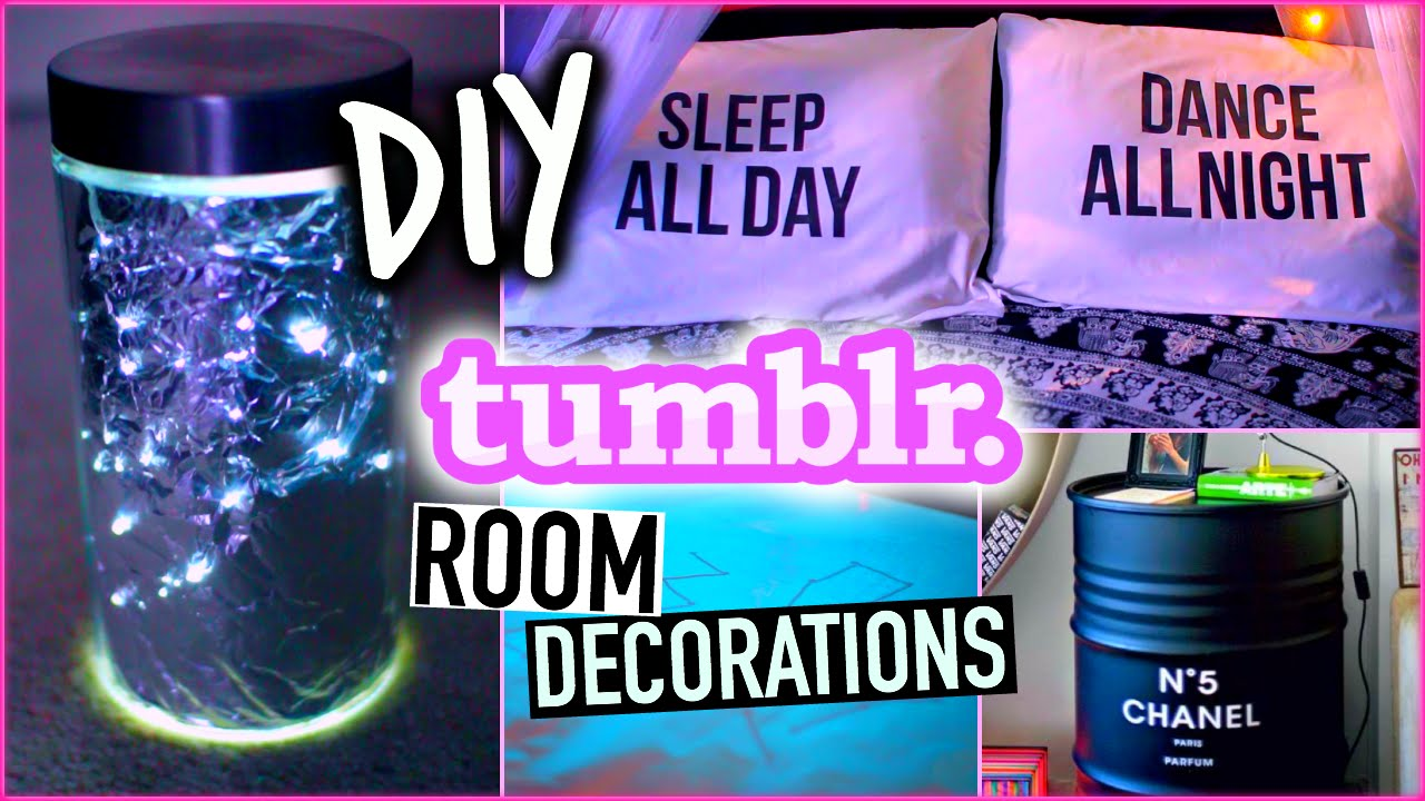 Diy bedroom decorating ideas tumblr - Diy Bedroom Decorating Ideas Tumblr 13