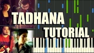 tadhana piano tutorial up dharma down
