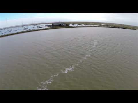 Orford ness by air