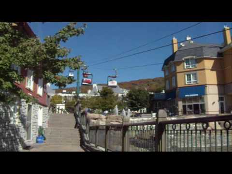 Mont Tremblant - Quebec - Canada (1) Songs: You Make Me Feel Brand New & Summer wine