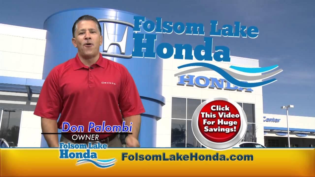 best time to buy a honda folsom lake honda youtube. Black Bedroom Furniture Sets. Home Design Ideas