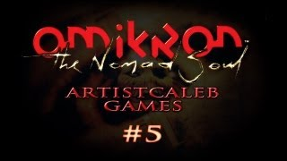 Omikron: The Nomad Soul gameplay 5