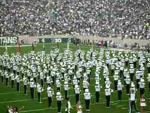 michigan state marching band 2011