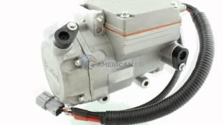 Compresor para aire acondicionado móvil Eléctrico 12 y 24 Voltios Mp3
