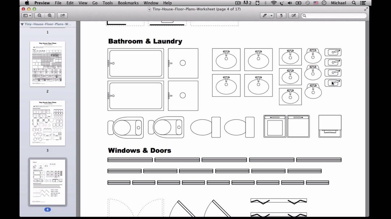 Print Amp Cut Worksheet Walk Through