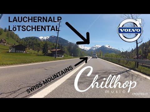 Lauchernalp by Car Volvo V60 - Lötschentalp - Swiss Mountains – Chillhop