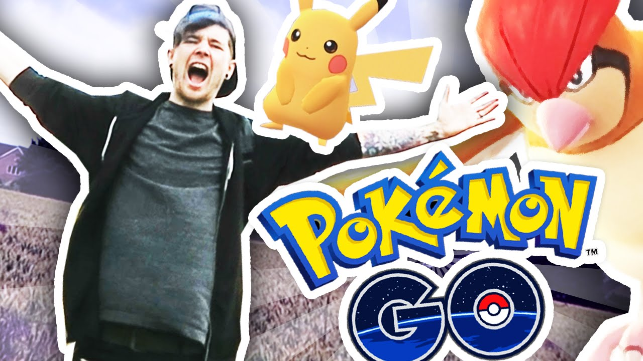 I GOT LOST PLAYING POKEMON GO YouTube - This pokmon go player is the first person to catch them all