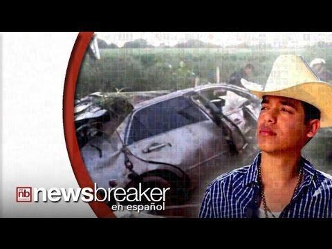 Muere en accidente automovil 237 stico el joven cantante ariel camacho de