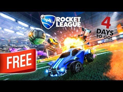 Rocket League Is FREE!
