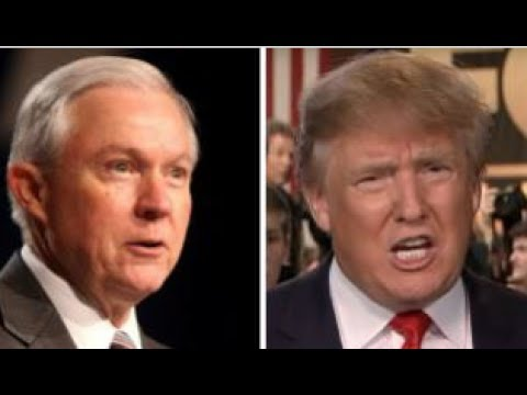 "IS JEFF SESSIONS ON THE ""OUTS"" WITH TRUMP?"