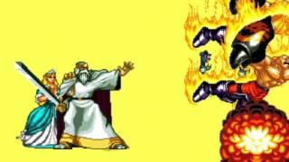 Samurai Shodown 2 (Arcade/Neo-Geo) - All Endings