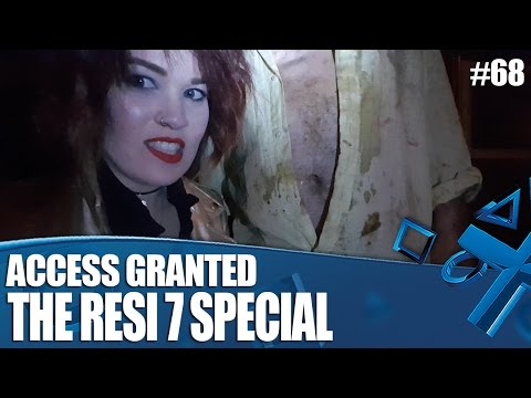 Access Granted: Hollie Takes On The Resident Evil 7 Experience...