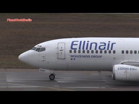 Ellinair Boeing 737-300 at Berlin Tegel Airport